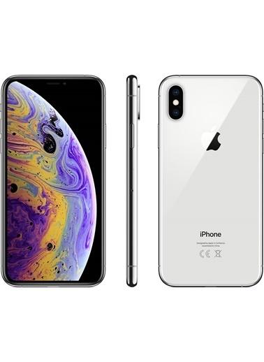 Apple iPhone XS 64 GB Silver Cep Telefonu (Apple Türkiye Garantili) Gümüş